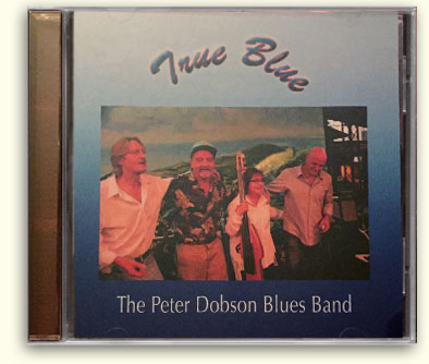 True Blue CD cover