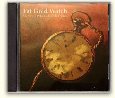 Fat Gold Watch cover